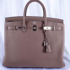 birkin bags cost - Hermes Birkin Bag 40cm Gris Tourterelle Phw Togo | Products I Love ...