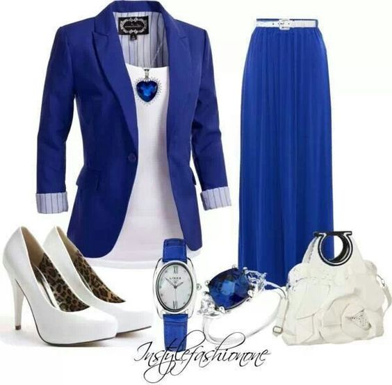 Blue is my favorite color. Love.