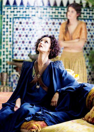 Ellaria Sand - game-of-thrones Fan Art