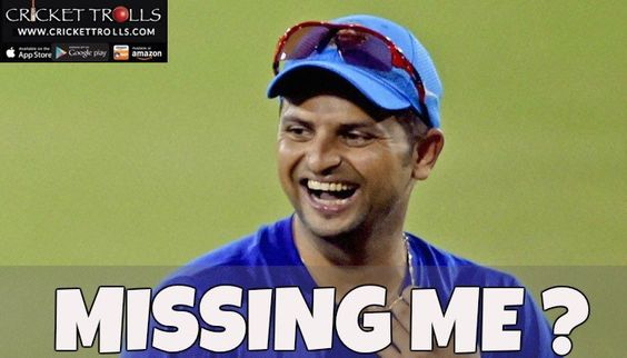 #INDvsNZ #TeamIndia #cricket After watching today's match Suresh Raina be like.. https://t.co/MGQ1XKdfqf