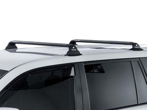 Rhino Rack Rvp37 Vortex Black Roof Rack For Toyota Highlander 4dr Suv 2014 To 2019 In 2020 Roof Rack Toyota Highlander Suv 2014
