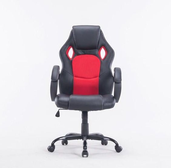 MCombo High-Back Leather Executive Chair