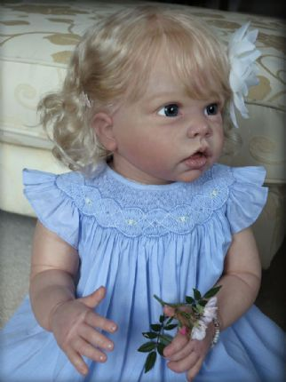 Tippi Doll Kit with Ultrasuede body