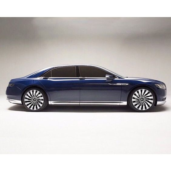 introducing the new lincoln continental concept luxury car lincoln continental. Black Bedroom Furniture Sets. Home Design Ideas