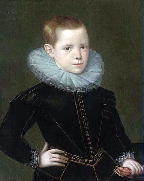 Marcus Gheeraert le Jeune - Portrait of Thomas Oxenden