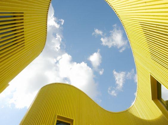 Knallgelber Embryo   mapolis   Architektur – das Onlinemagazin für Architektur