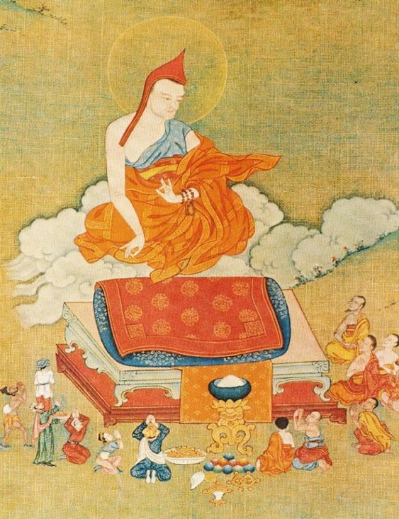 Image result for Shantideva