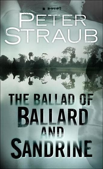 The Ballad of Ballard and Sandrine by Peter Straub - Ballard and his considerably younger lover Sandrine have been brought together by a shared erotic obsession of the darkest kind. As they travel down a remote part of the Amazon River on a luxurious yacht, they spend their days indulging in their macabre pastime. (Bilbary Town Library: Good for Readers, Good for Libraries) #bramstokeraward