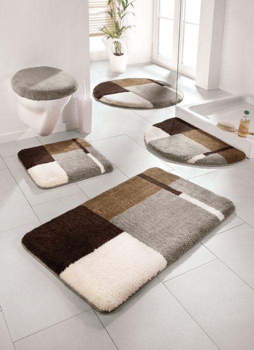 Harmonisches Badezimmer Badematten Badezimmerideen Badezimmer