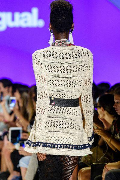 Essential Boho Fashion: Lacy Knit