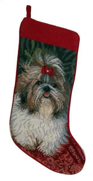Pet lovers know who to go to for the highest quality cat and dog needlepoint stockings! Discover dog lover gifts and home decor with something for everyone.