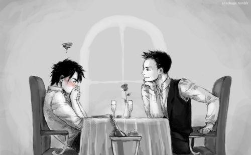 DCU - Dick Grayson x Damian Wayne - DickDamian