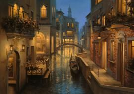 Evgeny Lushpin art: Golden Moment Eugene Lushpin is one of the most inspiring contemporary artists, whose work, influenced by the Russian Realism School, captures the beauty and serenity of ...