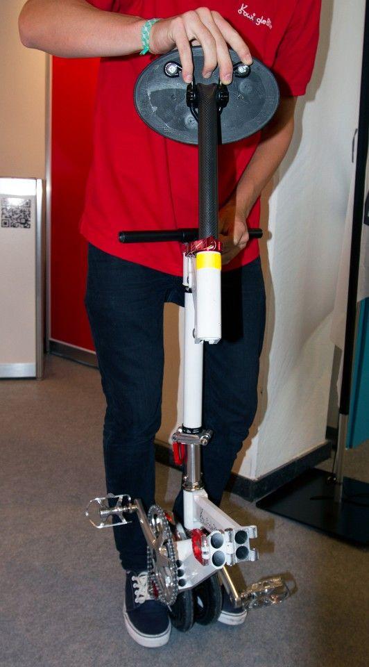 Kwiggle Folding Bike