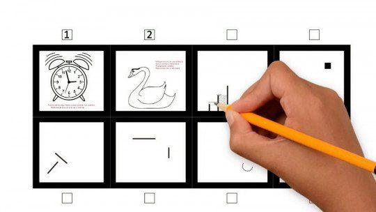 Que Es El Test De Wartegg Veamos Las Caracteristicas Partes Y Fases De Esta Prueba Proyectiva Que Funciona A Partir De Dibujos Y Trazos Interpretab Pendidikan