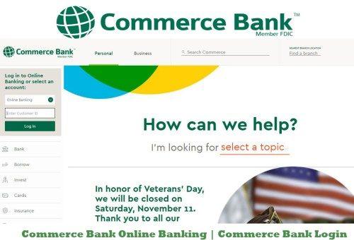 Commerce Bank Online Banking Commerce Bank Login Tecteem Commerce Bank Email Marketing Software Email Marketing System
