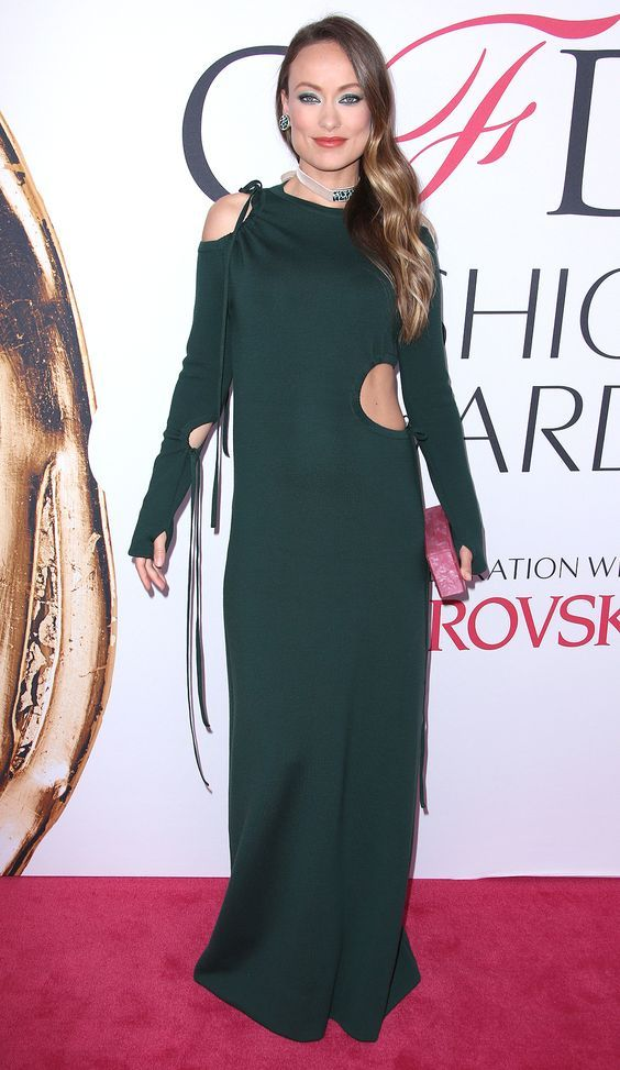 #Share #this #Style: #Best of #CFDA #Awards #2016 | #CouncilofFashionDesignersofAmericaAwards #outfit #OliviaWilde #RosieAssoulin #dress #freen #recortes