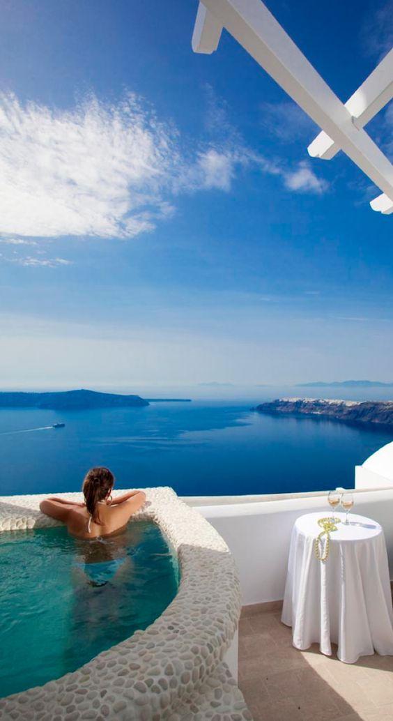 Above Blue Suites...Santorini