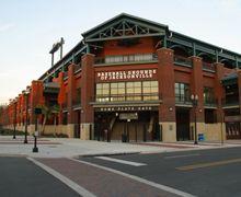 Baseball Grounds of Jacksonville, Jacksonville Suns