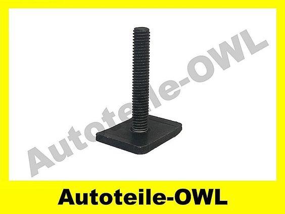 Thule T-Nutstein 20x20 mm Adaptersatz 697-5