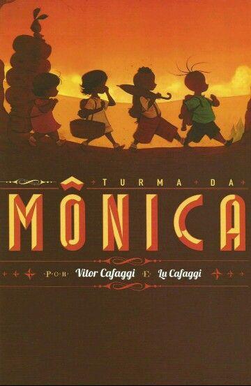 MSP Turma da Monica: Laços História e arte: Vitor e Lu Cafaggi