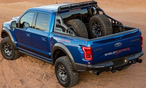2018 Shelby Raptor Baja Ford Raptor Shelby Raptor Ford Raptor