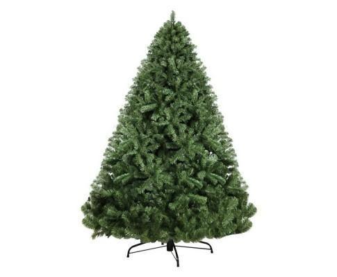 2 1m 7ft Christmas Tree Xmas Decoration Home Decor 1250 Tips Green 21m 7ft Christmas Decor Decor In 2020 6ft Christmas Tree 7ft Christmas Tree Faux Christmas Trees
