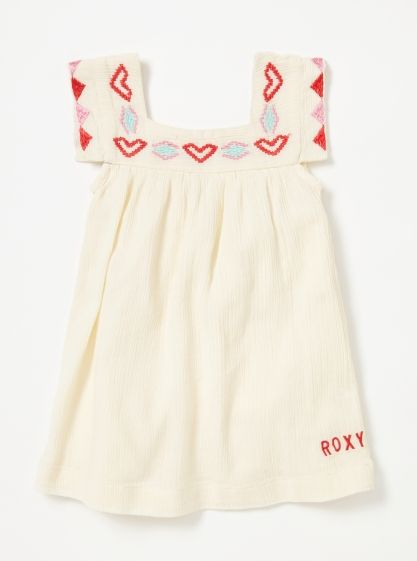 Roxy Dress: Cute Sundresses, Baby Kid Things, Baby Ideas, Caps Dresses, Baby Girl, Baby Style, Clothes For Kids