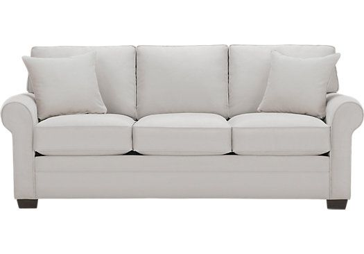 Cindy Crawford Home Bellingham Platinum Sofa. $588.00. 88W x 38D x 37H. Find affordable Sofas for your home that will complement the rest of your furniture.