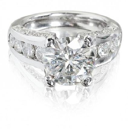 Charles Winston Engagement Rings