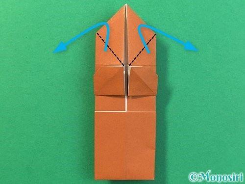 折り紙でクワガタの折り方 簡単 立体的なクワガタまで ページ 2 Monosiri 2020 クワガタ 折り紙 折り紙 折り紙 おもちゃ