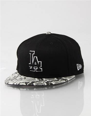 LA Dodgers Team Snake New Era Snapback Cap
