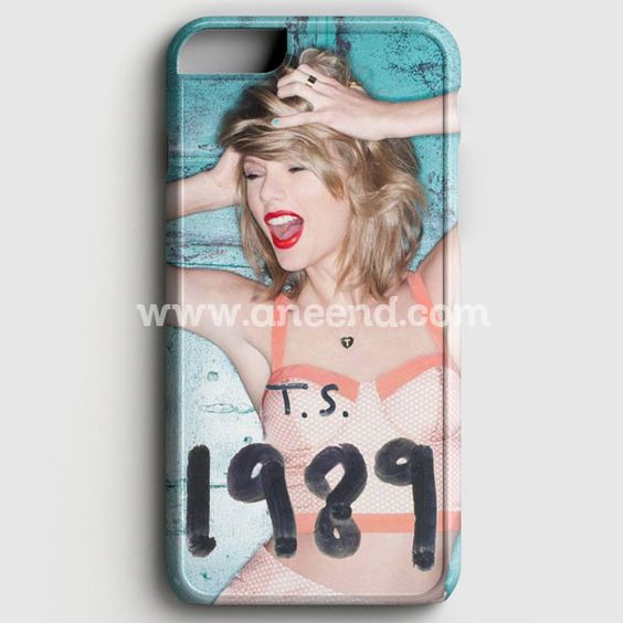 Taylor Swift Poster 1989 Cover Album Taylor Swift Singer Iphone 6 Plus/6S Plus Case | Aneend