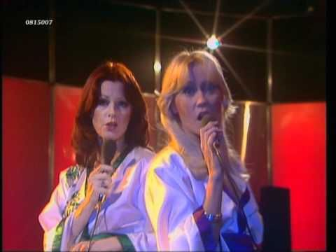 Dancing Queen - ABBA (1976) (Live) {YouTube} ~The quintessential 70s song.