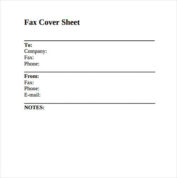 Fax Cover Sheet Word Http\/\/calendarprintablehub\/fax Cover    Fax Sheet Template