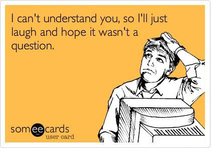 Totally me...