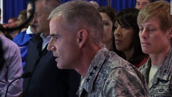 Air Force Academy Head To Racists Get Out Cnn Video Air