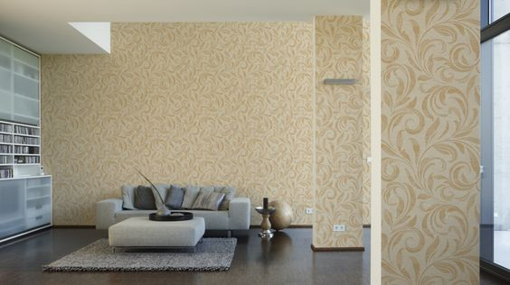 Tapeten im Wohnzimmer; Architects Paper Tapete 959404