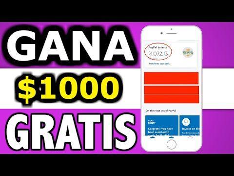 Cómo Ganar Dinero Desde Casa En El 2020 Gana 1000 Hoy Mismo Youtube Como Ganar Dinero Ganar Dinero Ganar Dinero Desde Casa