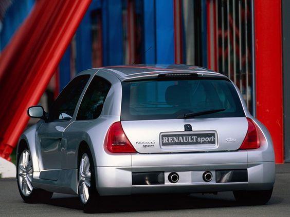 Renault Clio V6 Sport Concept (1998)