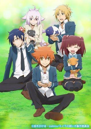 انمي كيفية الحفاظ على مومياء Miira No Kaikata مترجم انميات الشتاء خارق للطبيعة شتاء 2018 شريحة من الحياة قائمة الانمي كوميدي Anime Anime Shows Anime Images