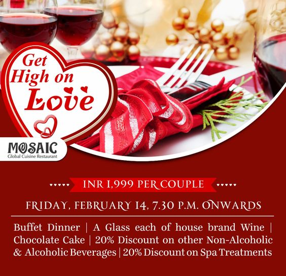 valentine day deals india
