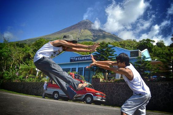 Our guests in our Bicol tour are just way too fun!