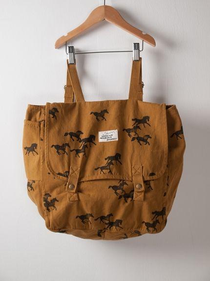 Horses Schoolbag-Bobo Choses