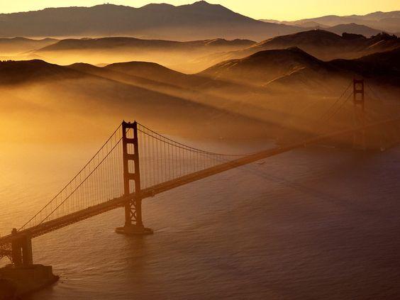 Marin Headlands San Francisco. Love the Bay Area.