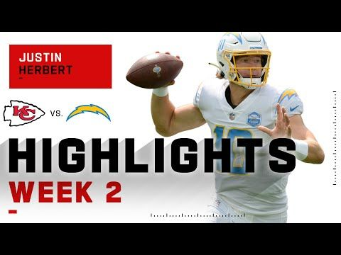 Herbie Fully Loaded Every Justin Herbert Completion In 1st Nfl Game Nfl 2020 Highlights Youtube In 2020 Nfl Games Los Angeles Chargers Nfl