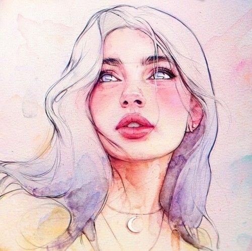12+ Digital watercolors ideas
