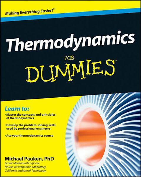 Thermodynamics For Dummies Ebook Download Ebook Pdf Download
