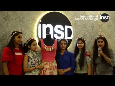 International School Of Design Insd Hyderabad Offers Courses In Fashion Interi Fashion Designing Course Interior Design School Fashion Designing Institute