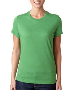 Bella+Canvas Ladies' Favorite Tee 6004 Leaf